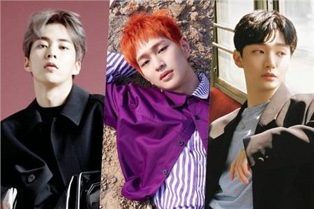 Xiumin, Onew, Jisung sẽ tham gia vở nhạc kịch quân đội mới toanh.