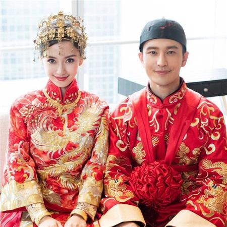 Khi chuyện ly hôn hay không còn chưa tỏ, Angelababy lại bị cho là lợi dụng Huỳnh Hiểu Minh để nổi tiếng 1