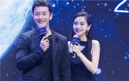 Khi chuyện ly hôn hay không còn chưa tỏ, Angelababy lại bị cho là lợi dụng Huỳnh Hiểu Minh để nổi tiếng 3