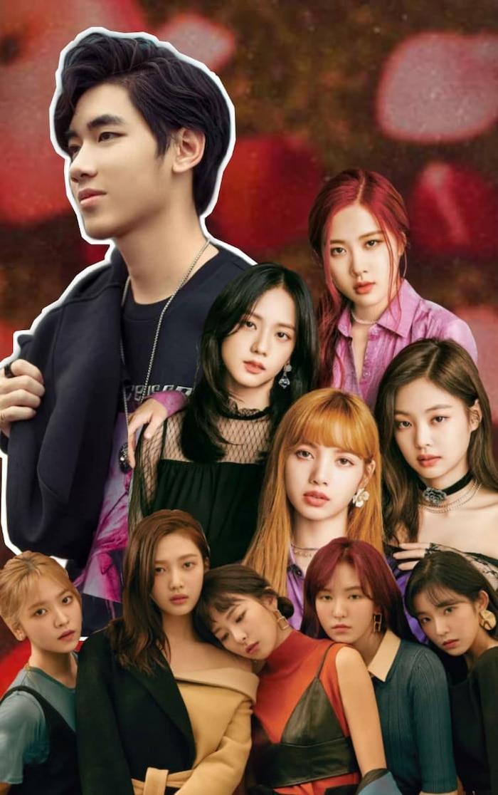 V-Fan của Black Pink và Red Velvet chắc chắn sẽ 'ganh tỵ' với em gái K-ICM vì điều ngọt ngào này… 2