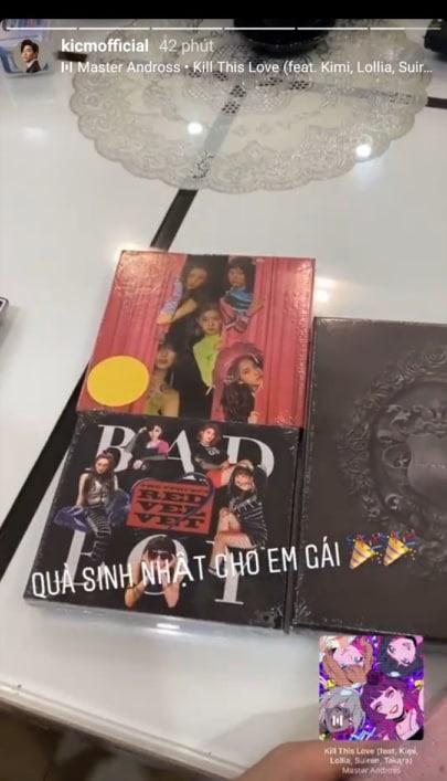 V-Fan của Black Pink và Red Velvet chắc chắn sẽ 'ganh tỵ' với em gái K-ICM vì điều ngọt ngào này… 0