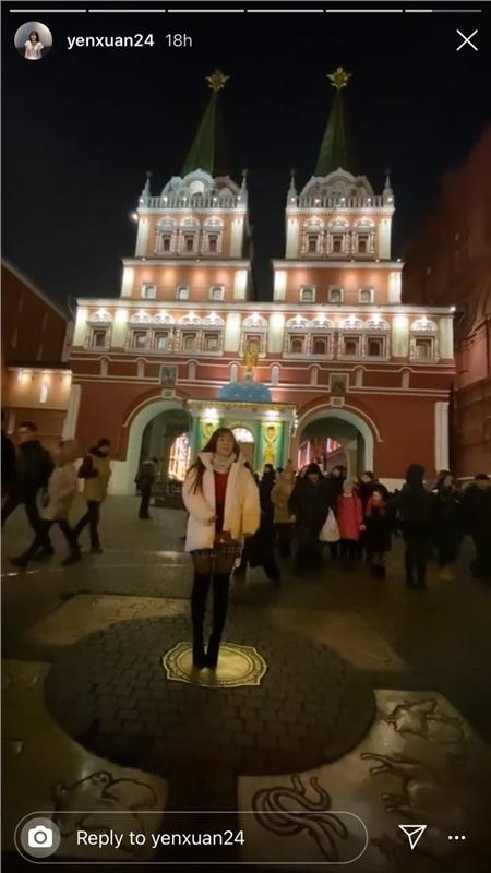 Yến Xuân đã khoe loạt ảnh thân thiết với gia đình Đặng Văn Lâm tại Nga, đám cưới sắp đến gần rồi chăng? 3