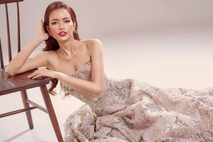 Hoa hậu Hải Dương lên tiếng xin lỗi, bảo vệ Ngọc Châu, ngỏ ý mua bộ quốc phục dở dang của NTK Đông Đông 2