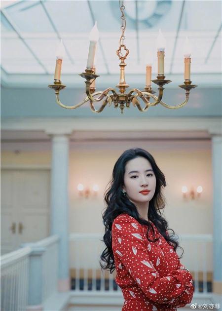 Cùng 1 mẫu váy: Lưu Diệc Phi đẹp như nữ nhân Hoàng gia, Công nương Kate sửa váy tinh tế để tránh sexy 0