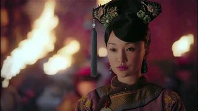 Xem phim 'Hậu cung Như Ý truyện' tập 7-8: Cao Quý phi đôi lần hại Nhàn Phi (Châu Tấn) và Hải Lan 9