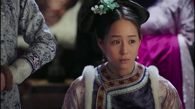 Xem phim 'Hậu cung Như Ý truyện' tập 7-8: Cao Quý phi đôi lần hại Nhàn Phi (Châu Tấn) và Hải Lan 12