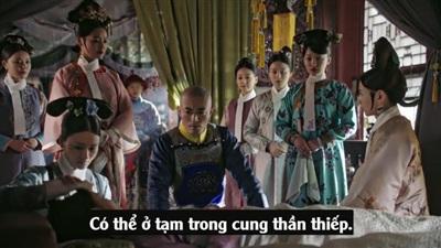 Xem phim 'Hậu cung Như Ý truyện' tập 17-18: Nô tỳ A Nhược phản chủ khiến Nhàn Phi bị giáng cấp 9