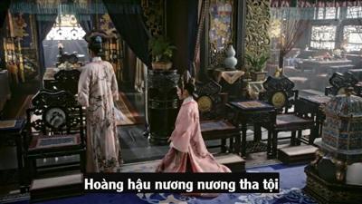 Xem phim 'Hậu cung Như Ý truyện' tập 17-18: Nô tỳ A Nhược phản chủ khiến Nhàn Phi bị giáng cấp 18