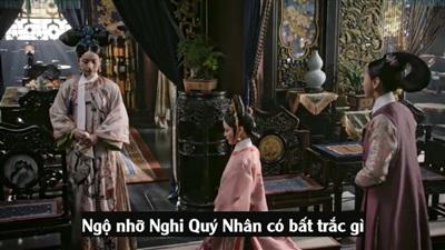 Xem phim 'Hậu cung Như Ý truyện' tập 17-18: Nô tỳ A Nhược phản chủ khiến Nhàn Phi bị giáng cấp 23