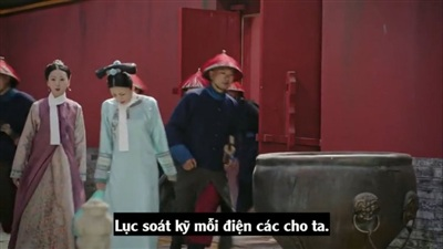 Xem phim 'Hậu cung Như Ý truyện' tập 17-18: Nô tỳ A Nhược phản chủ khiến Nhàn Phi bị giáng cấp 53