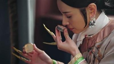 Xem phim 'Hậu cung Như Ý truyện' tập 17-18: Nô tỳ A Nhược phản chủ khiến Nhàn Phi bị giáng cấp 56