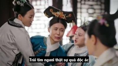 Xem phim 'Hậu cung Như Ý truyện' tập 17-18: Nô tỳ A Nhược phản chủ khiến Nhàn Phi bị giáng cấp 64