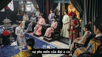 Xem phim 'Hậu cung Như Ý truyện' tập 17-18: Nô tỳ A Nhược phản chủ khiến Nhàn Phi bị giáng cấp 63