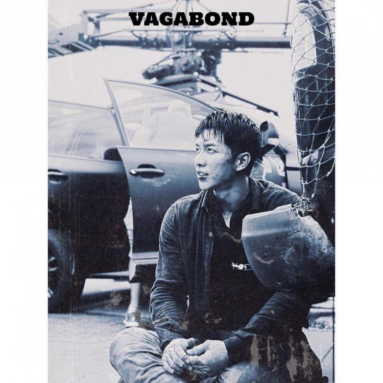 'Chết ngất' với hình ảnh 'tình bể bình' của Lee Seung Gi và Suzy trên phim trường 'Vagabond' 3