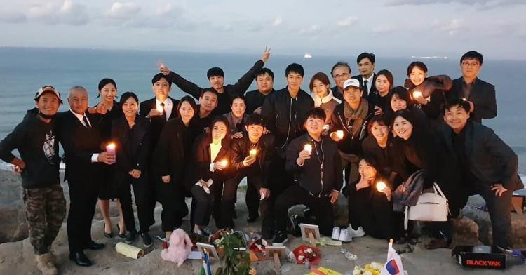 'Chết ngất' với hình ảnh 'tình bể bình' của Lee Seung Gi và Suzy trên phim trường 'Vagabond' 6