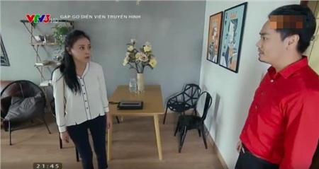 Cười ngất khi xem Hồng Diễm - Anh Tuấn đóng lại cảnh 'Dượng gặp Quỳnh' trong 'Quỳnh búp bê' 2