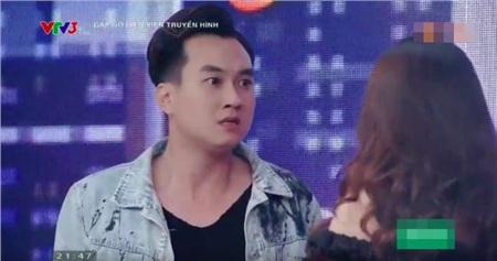 Cười ngất khi xem Hồng Diễm - Anh Tuấn đóng lại cảnh 'Dượng gặp Quỳnh' trong 'Quỳnh búp bê' 7