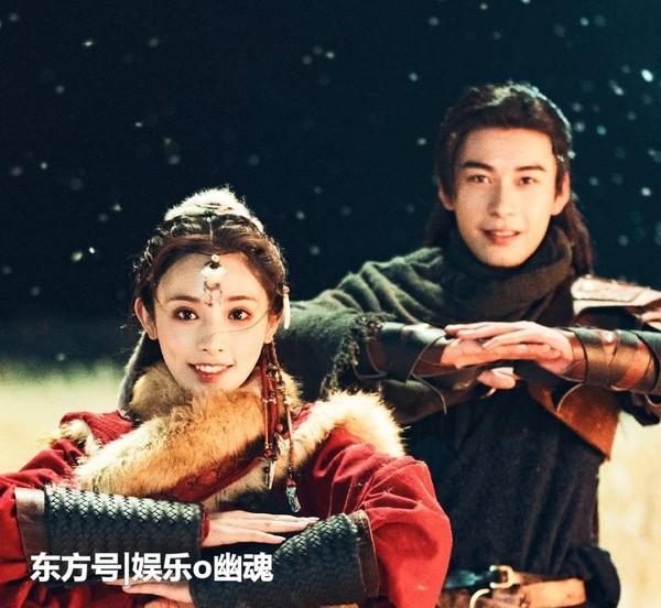 Cảnh đại hôn hoành tráng hoa lệ trong 'Đông cung' gợi nhớ đại lệ phong hậu của 'Võ Tắc Thiên' Phạm Băng Băng 0