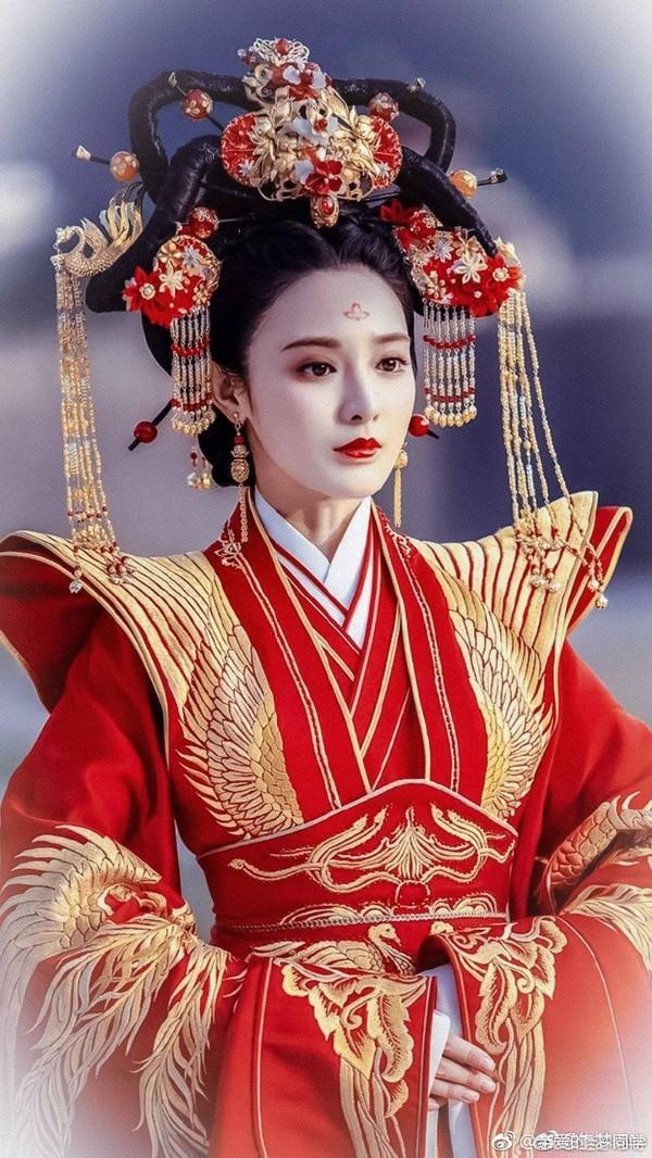 Cảnh đại hôn hoành tráng hoa lệ trong 'Đông cung' gợi nhớ đại lệ phong hậu của 'Võ Tắc Thiên' Phạm Băng Băng 6