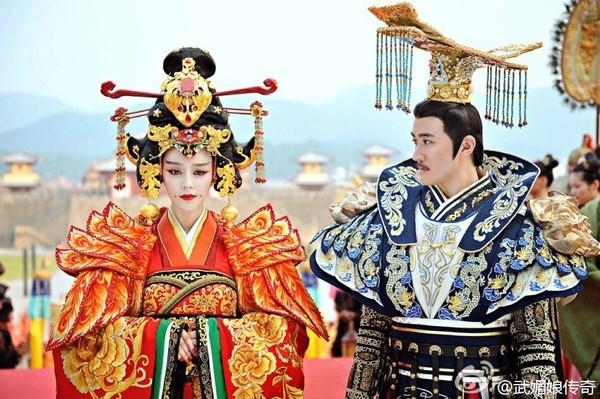 Cảnh đại hôn hoành tráng hoa lệ trong 'Đông cung' gợi nhớ đại lệ phong hậu của 'Võ Tắc Thiên' Phạm Băng Băng 11