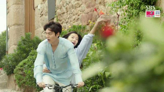 Xem lại những cảnh phim này của Lee Min Ho, các cặp đôi chỉ muốn sánh vai nhau lên đường ngay dịp lễ 3
