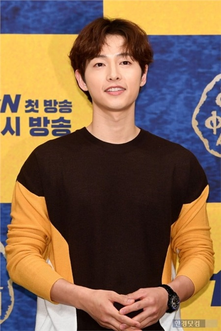 Song Joong Ki tiết lộ những thay đổi sau khi kết hôn với Song Hye Kyo tại họp báo 'Arthdal Chronicles' 5