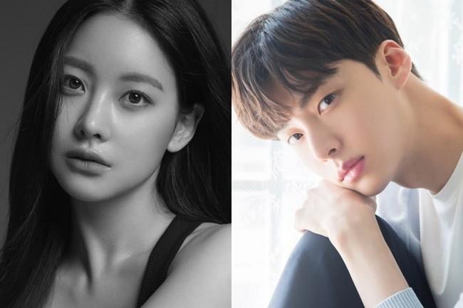 Ahn Jae Hyun và Oh Yeon Seo sẽ yêu nhau trong phim.
