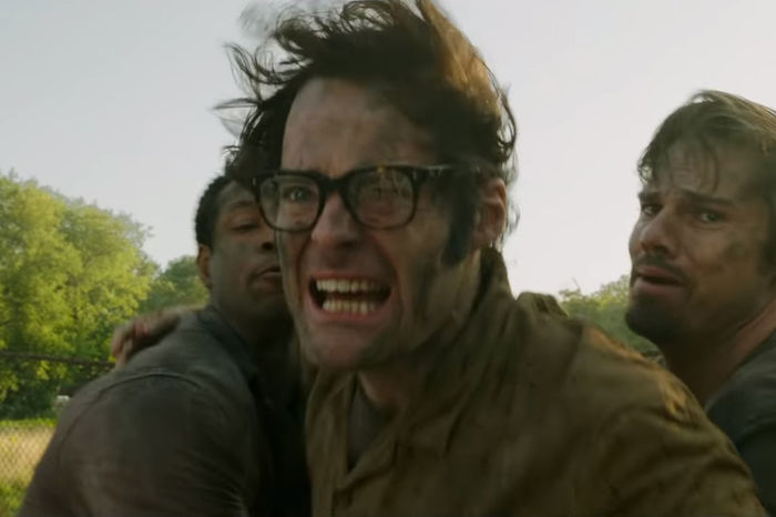 Richie đau đớn cõi lòng khi Eddie bỏ mạng.