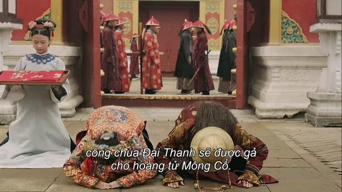 'Diên Hi công lược' ngoại truyện tung trailer đầu tiên, giữ tuyến vai của Ngụy Anh Lạc và Càn Long 2