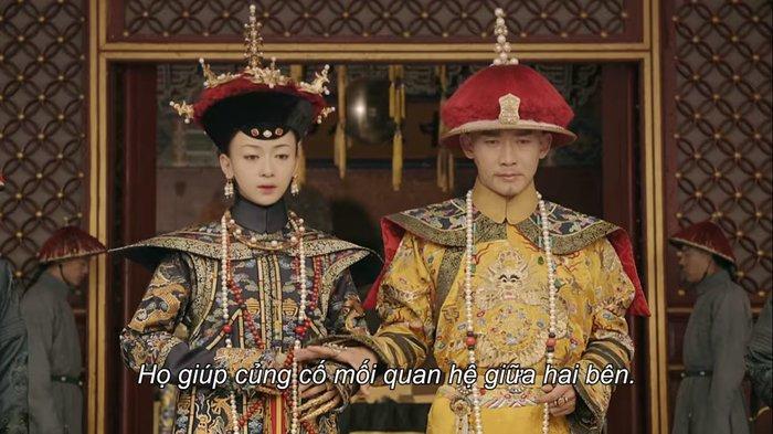 'Diên Hi công lược' ngoại truyện tung trailer đầu tiên, giữ tuyến vai của Ngụy Anh Lạc và Càn Long 3