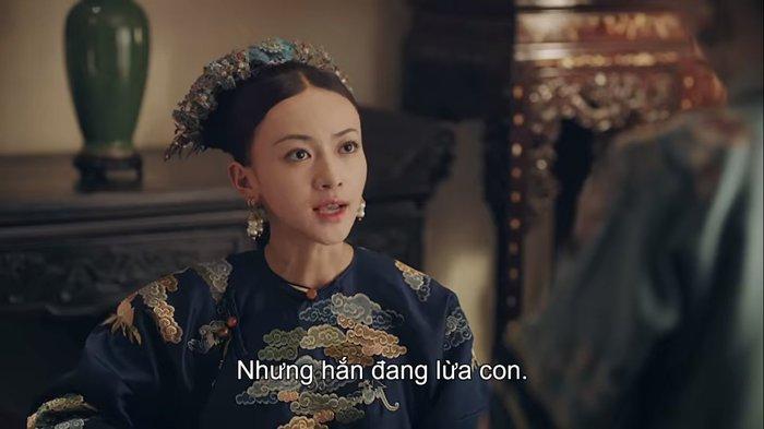 'Diên Hi công lược' ngoại truyện tung trailer đầu tiên, giữ tuyến vai của Ngụy Anh Lạc và Càn Long 6