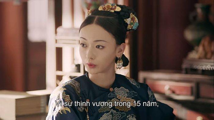 'Diên Hi công lược' ngoại truyện tung trailer đầu tiên, giữ tuyến vai của Ngụy Anh Lạc và Càn Long 4