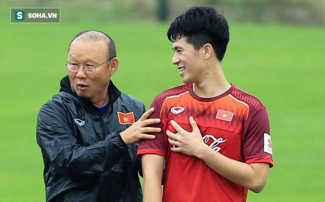 U23 Việt Nam chính thức chốt danh sách: Thầy Park giữ Đình Trọng, gạch tên 2 cầu thủ khác 0