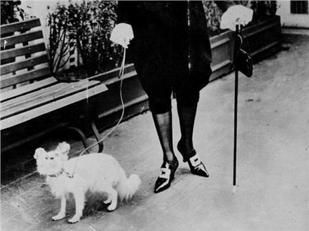 Giày cao gót của phái đẹp đã thay đổi thế nào suốt 100 năm qua 0