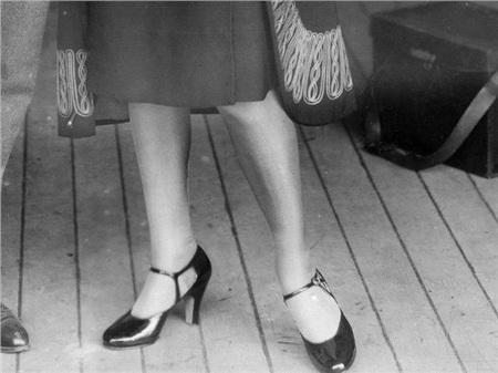 Giày cao gót của phái đẹp đã thay đổi thế nào suốt 100 năm qua 5