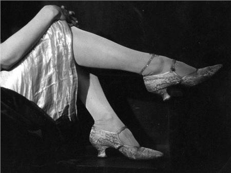 Giày cao gót của phái đẹp đã thay đổi thế nào suốt 100 năm qua 2