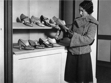 Giày cao gót của phái đẹp đã thay đổi thế nào suốt 100 năm qua 6