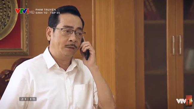 'Sinh tử' tập 65: Việt Anh 'hết mình' đút lót nhưng khi sắp phải hầu tòa thì ai cũng trở mặt 6