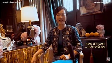 Ninh Dương Lan Ngọc: 'Tất cả vật dụng trong Gái già lắm chiêu 3 đều có giá lên đến hàng tỷ đồng' 1