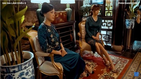 Ninh Dương Lan Ngọc: 'Tất cả vật dụng trong Gái già lắm chiêu 3 đều có giá lên đến hàng tỷ đồng' 5