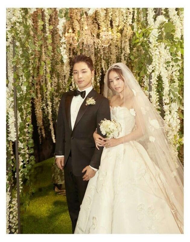 4 sao Hàn nổi tiếng kết hôn với 'tình đầu': Cha Tae Hyun, Taeyang (Bigbang) như chuyện cổ tích! 2