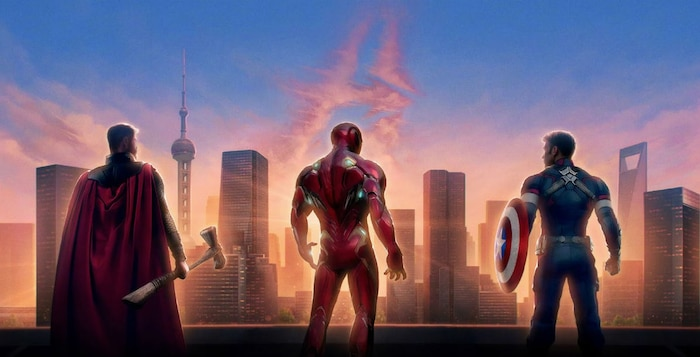 Loạt phim tuyệt vời nhất của MCU chính là bộ ba Captain America 0