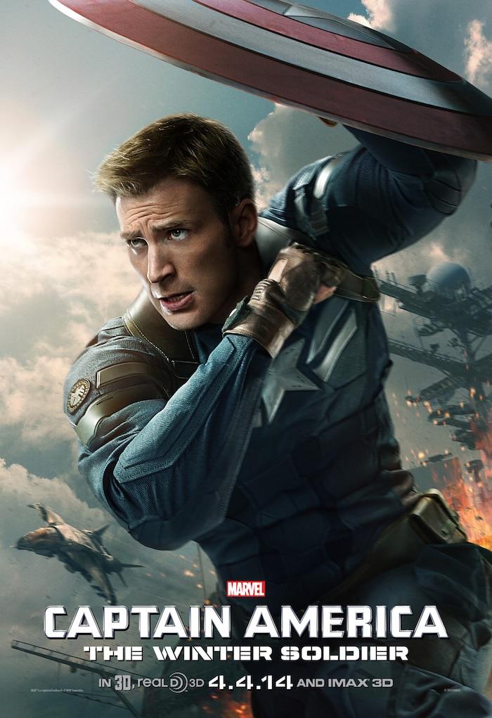 Loạt phim tuyệt vời nhất của MCU chính là bộ ba Captain America 6