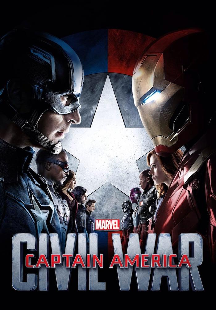 Loạt phim tuyệt vời nhất của MCU chính là bộ ba Captain America 5