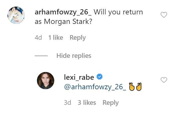 Con gái của Iron Man với câu nói 'I Love You 3000' kinh điển sẽ trở lại MCU? 3
