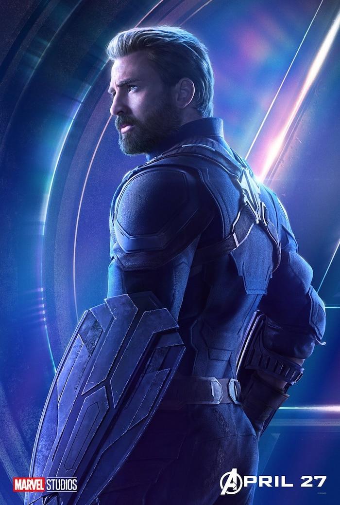 Chris Evans suýt không trở thành Captain America vì chứng rối loạn lo âu 1