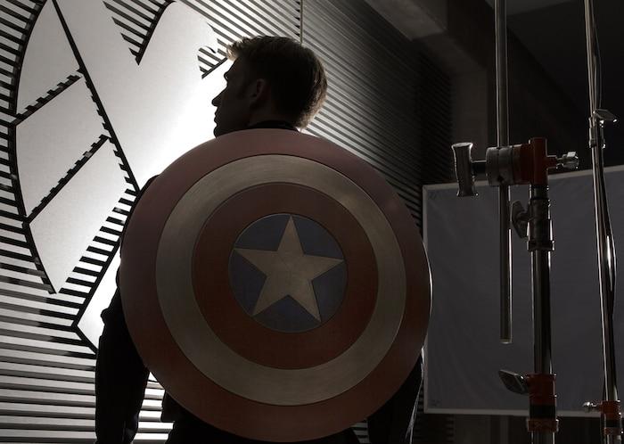 Chris Evans suýt không trở thành Captain America vì chứng rối loạn lo âu 0