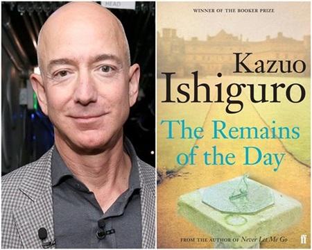 Những cuốn sách 'gối đầu giường' 8 bộ óc thiên tài nhất thế giới luôn đọc hàng đêm: Jeff Bezos chọn tiểu thuyết, CEO Google thích y khoa 1