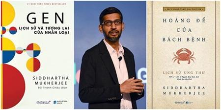 Những cuốn sách 'gối đầu giường' 8 bộ óc thiên tài nhất thế giới luôn đọc hàng đêm: Jeff Bezos chọn tiểu thuyết, CEO Google thích y khoa 6