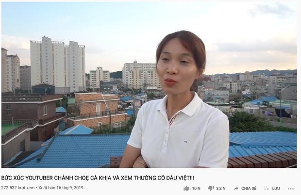 Yewon (tên thật Kiều Tiên) - một cô dâu Việt ở Hàn Quốc, cũng là vlogger được nhiều người theo dõi - đã lên tiếng phản bác ý kiến của Khoa Pug.